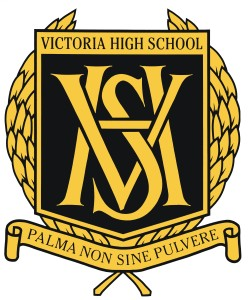 VicHigh - Yellow Crest